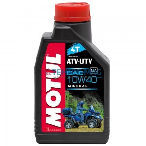 MOTUL ATV-UTV 10W40 4T 1L