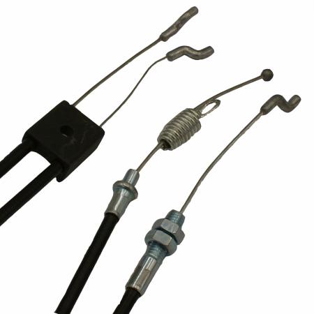 Cablu stop si actionare roti Ruris RX18