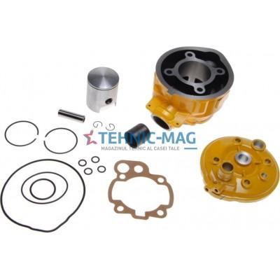 Set motor Aprilia AM6 80cc + chiuloasa