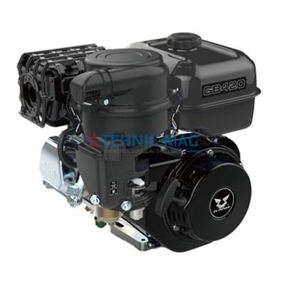 Motor Ohv Zongshen GB420  420cc, 13cp ax orizontal conic